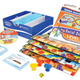 New Path Learning NP-255001 Mastering Social Studies Skills Games Class Pack Gr 5, Price/EA