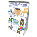 New Path Learning NP-340025 Flip Charts Exploring Matter - Early Childhood Science Readiness