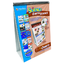 New Path Learning NP-346008 Middle School Earth Science Flip Chart Set