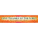 North Star Teacher Resource NST1254 Thanksgiving Banner