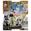 North Star Teacher Resource NST3030 Teen Talk Bulletin Board Set