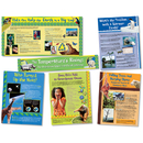 North Star Teacher Resource NST3033 Global Warming Bulletin Board Set