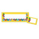 North Star Teacher Resource NST5009 Seat And Cubby Signs Smiley Faces