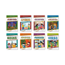 Norwood House Press NW-LBPB1001 Language Builders Set Of 8 Books