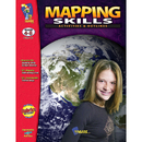 On The Mark Press OTM119 Mapping Skills Activities & Outlines