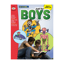 On The Mark Press OTM18134 Just For Boys Gr 6-8 Reading - Comprehension