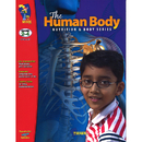 On The Mark Press OTM407 The Human Body Gr 2-4