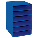 Pacon PAC001312 6 Shelf Organizer