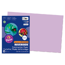 Pacon PAC103635 Riverside 12X18 Lilac 50 Sht Construction Paper