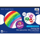 Pacon PAC104611 Painting & Marker Pad 18X12 40 Sht