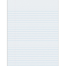 Pacon PAC2401 Writing Paper 500 Sht 8.5X11 3/8 In Rule