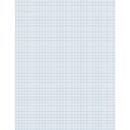 Pacon PAC2411 Composition Paper 8.5X11 Ream 1/4 In Quadrille