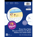 Pacon PAC2610 Picture Story Paper Pad
