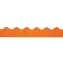 Pacon PAC37106 Bordette 2 1/4 X 50Ft Orange