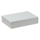 Pacon PAC4739 White Drawing Paper 9 X 12 50 Lb