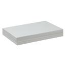 Pacon PAC4742 White Drawing Paper 12 X 18 50Lb