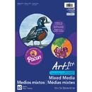 Pacon PAC4843 Art1St Multi Media Art Paper 12X18