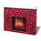 Pacon PAC53080 Corrugated Fireplace 38X7X30