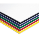 Pacon PAC5554 Foam Board 20X30 Assorted 10Ct