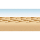 Pacon PAC56965 Fadeless Paper Desert Sand Roll - 48In X 50Ft