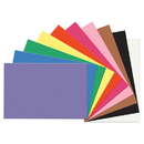 Pacon PAC6507 Construction Paper Assorted 12X18