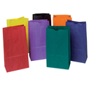 Pacon PAC72140 Bright Rainbow Bags