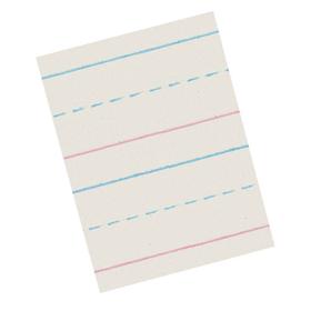 Pacon PACZP2611 Broken Midline Paper 5/8X5/16 Long Zaner Bloser, Price/EA