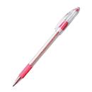 Pentel Of America PENBK91P Pentel Rsvp Pink Med Point Ballpoint Pen