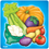 Platapilla USA PPAF30049 Vegetables Tray Puzzle