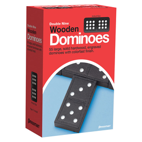 Pressman Toys PRE162112 Double Nine Dominoes, Price/EA