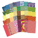 Roylco R-15289 All Kinds Of Fabric Design Papers