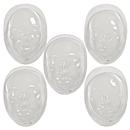 Roylco R-52009 Face Forms 10/Pk