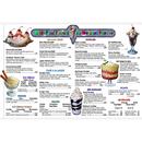 Remedia Publications REM101D Menu Math Ice Cream Parlor 6Pk Extra Menus