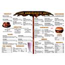 Remedia Publications REM102D Menu Math Hamburger Hut Extra Menus 6