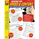 Remedia Publications REM1040 Reading For Speed & Content Gr 2-3