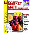 Remedia Publications REM125A Market Math For Beginners