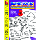 Remedia Publications REM202B Critical Thinking Skills Using Logic