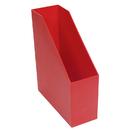 Romanoff Products ROM77702 Magazine File Red 9.5X3.5X11.5
