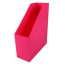 Romanoff Products ROM77707 Magazine File Hot Pink 9.5X3.5X11.5