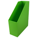 Romanoff Products ROM77715 Magazine File Lime Green 9.5X3.5X11.5