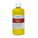 Rock Paint / Handy Art RPC101010 Acrylic Paint 16 Oz Chrome Yellow