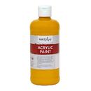 Rock Paint / Handy Art RPC101020 Acrylic Paint 16 Oz Deep Yellow