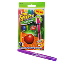 Sanford L.P. SAN1951199 Mr Sketch Scented Twist Crayon 8 Ct