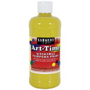 Sargent Art SAR173402 Yellow Art-Time Washable Paint 16Oz