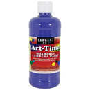 Sargent Art SAR173450 Blue Art-Time Washable Paint 16 Oz