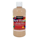 Sargent Art SAR173487 Peach Art-Time Washable Paint 16 Oz