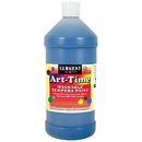 Sargent Art SAR173561 Turq Art-Time Washable Paint 32Oz