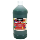 Sargent Art SAR173566 Green Art-Time Washable Paint 32 Oz