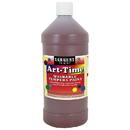 Sargent Art SAR173588 Brown Art-Time Washable Paint 32 Oz
