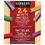 Sargent Art SAR224126 24Ct Portrait Color Artists Chalk - Pastels Lift Lid Box